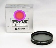 B+W 40.5mm Circular Polarizer  Filter - Schott Glass - Silver Box - 65-075312-OS