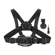 Garmin Adjustable Chest Strap Mount Shoulder Body Belt Virb X XE Action Camera
