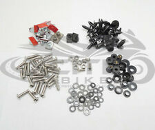 Fairing bolts kit stainless steel, Yamaha R1 2009-2014 09 10 11 12 13 14 #BT122#