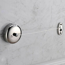 StainlessSteel Retractable Clothesline Adjustable Clothes Dryer String Line Home