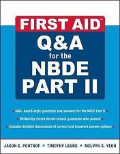 First Aid Q&A for the NBDE Part II First Aid Series