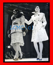 1972 FOTOGRAFIA ROBERT COHEN MODA FASHION MODE COLLECTION MOD PRET-A-PORTER