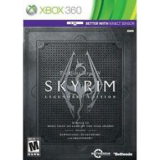 The Elder Scrolls V: Skyrim - Legendary Edition, XBOX 360 New
