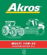 OLIO TRASMISSIONI AKROS 10w30 20LT TRATTORI MACCHINE AGRICOLE