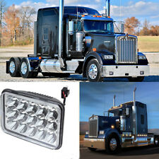1pc LED Headlight For Kenworth T800 T400 T600 W900B W900L Classic 120/132 Bulb