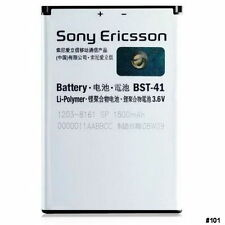 FOR SONY ERICSSON BST-41 3.6V BATTERY FOR XPERIA PLAY X10 10I X1 X2 1500mAh  pac
