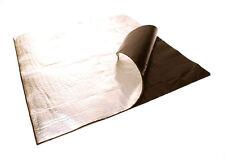 80 MIL Acoustical Firewall Sound Deadener Heat Insulation Deadening Material Mat