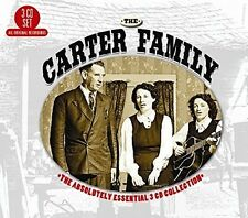 The Carter Family - Absolutely Essential 3 CD Collection [New CD] UK - Import