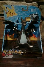 Pokemon Battle Action Mega Charizard X Figure BRAND NEW FREE SHIP
