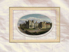 Widdrington Castle Northumberland Lambert Of Lewes Basire 1782 Photo Print A4