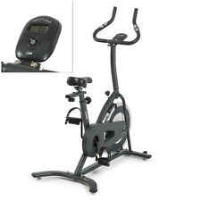 Stationary Exercise Bicycle Indoor Bike Cycling Cardio Health Workout Fitness