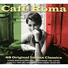 Cafe Roma [Not Now] by Various Artists (CD, Nov-2009, 2 Discs, Not Now Music)