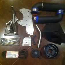 1986 1993 Mustang 5.0 GT LX Cobra Supercharger Kit Powerdyne BD11A XB1A