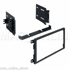 CHEVROLET & GEO DOUBLE DIN STEREO INSTALL DASH-KIT! PAY TODAY SHIP TODAY !!