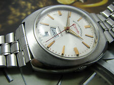 WEST END WATCH SOWAR MILITARY AUTOMATIC ETA MOVEMENT SILVER DIAL SPECIAL MODEL.