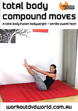 Cardio and Toning EXERCISE DVD - Barlates Body Blitz TOTAL BODY COMPOUND MOVES!
