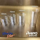 RHINO HIDE Clear paint protection vinyl film TRIPLE LAYER