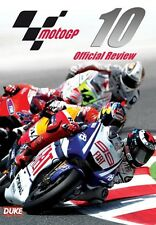 MotoGP Bike World Championship - Official review 2010 (New DVD)