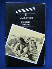 FRANCOIS TRUFFAUT'S Film JULES & JIM - Complete Screenplay Illustrated