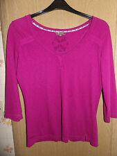 Fat Face top size 12