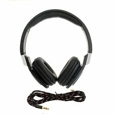 iNext IN-906 HP Foldable & Rotatable 3D Sound Headphone 30MM Drivers