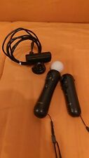 Playstation 3 Move Controller + Motion + Camera