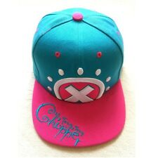 Anime One Piece TonyTony Chopper Embroidery Mark Baseball HipHop Hat Cosplay Cap