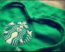 Starbucks Coffee Green Apron