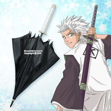 Licensed Bleach Anime Sword Umbrella Toshihiro Hitsugaya Hyorinmaru Zanpakuto