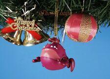 CHRISTBAUMSCHMUCK Weihnachten Haus Xmas Deko Disney Monster Inc University Chet