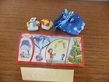Kinder surprise Noël   DC143  +  BPZ  parachute