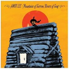 AMOS LEE MOUNTAINS OF SORROW RIVERS OF SONG CD 2013 BLUE NOTE FOLK INDIE ROCK