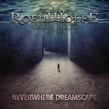 PROJECT: ROENWOLFE - Neverwhere Dreamscape (NEW*US POWER/THRASH METAL*J.PANZER)