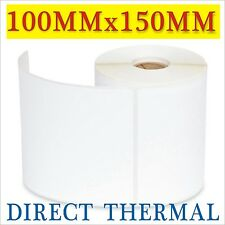 5x Thermal Direct Labels for Fastway Startrack eParcel 100x150mm 4x6 Shipping