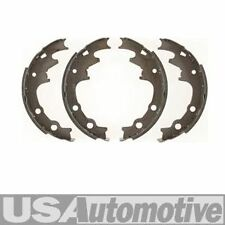 REAR BRAKE SHOES - MERCURY BOBCAT 1975-80, CAPRI 1979-86, COUGAR 1980-88