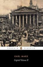 Capital Volume II by Karl Marx (Penguin Classics Paperback)
