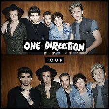 One Direction ‎– FOUR ( CD - Album - Australia Edition )