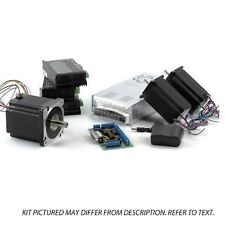 3-Axis NEMA23,34 Stepper Motor Upgrade Kit (1x 906oz/in, 2x570oz/in, 3x Drivers
