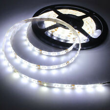 5M 3528 300LED SMD Super Cool White White Flexible Strip Light New