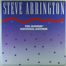 "12"" LP - Steve Arrington - The Jammin' National Anthem - A3095h"