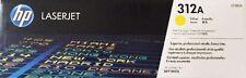 ORIGINAL & BOXED HP312A / CF382A YELLOW TONER CARTRIDGE - SENT QUICKLY