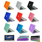 "Rubberized Matte Hard Cases Cover Skin Shell For Macbook Mac Pro 13"" 13.3"" A1278"