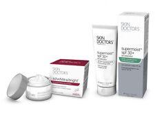 SKIN DOCTORS 50% OFF Combo: SD White & Bright + Supermoist SPF30 + FREE STD POST