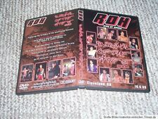ROH Wrestling DVD Survival of the Fittest 2006 englisch wXw WWF WWE WCW AWA GWF