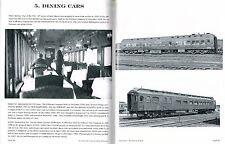 PASSENGER CARS OF NEW ENGLAND - VOL. 1 - RR BOOK ESTATE SALE - ONLY $29.95 VG