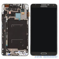 Black LCD Touch Screen Digitizer + Frame for Samsung Galaxy Note 3 N9005 LTE