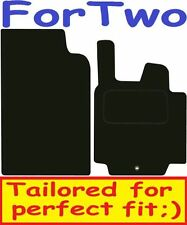 Smart For Two DELUXE QUALITY Tailored mats 2007 2008 2009 2010 2011 2012 2013 20
