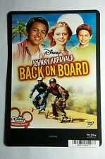 BACK ON BOARD JOHNNY KAPAHALA PHOTO MINI POSTER BACKER CARD (NOT a movie)
