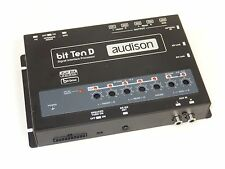 Audison Bit Ten D Signal Interface Processor DSP Excellent Condition FREE SHIP!