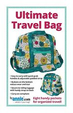 ULTIMATE TRAVEL BAG SEWING PATTERN, From By Annie NEW